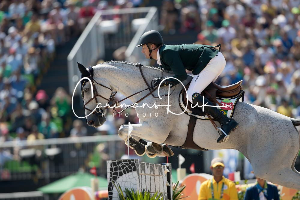 Menezes Eduardo, BRA, Quintol<br /> Olympic Games Rio 2016<br /> © Hippo Foto - Dirk Caremans<br /> 17/08/16