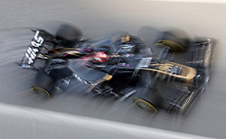 February 26, 2019 - Barcelona, Catalonia, Spain - the Haas of Romain Grosjean during the Formula 1 test in Barcelona, on 26th February 2019, in Barcelona, Spain. (Credit Image: © Joan Valls/NurPhoto via ZUMA Press)