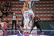 DESCRIZIONE : Trofeo Meridiana Dinamo Banco di Sardegna Sassari - Olimpiacos Piraeus Pireo<br /> GIOCATORE : David Logan<br /> CATEGORIA : Tiro Tre Punti Three Point Controcampo Ritardo<br /> SQUADRA : Dinamo Banco di Sardegna Sassari<br /> EVENTO : Trofeo Meridiana <br /> GARA : Dinamo Banco di Sardegna Sassari - Olimpiacos Piraeus Pireo Trofeo Meridiana<br /> DATA : 16/09/2015<br /> SPORT : Pallacanestro <br /> AUTORE : Agenzia Ciamillo-Castoria/L.Canu