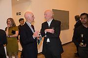 ALLEN JONES, Gala Opening of RA Now. Royal Academy of Arts,  8 October 2012.