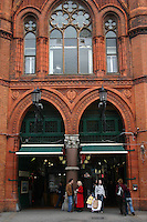 Georges Street Arcade, Dublin, Ireland