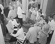"""Y-540605-05. """"Waverley Spring formal. June 5, 1954"""""""