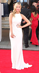 LAURA WHITMORE arrives for the BAFTA TV Awards at the Theatre Royal, London, United Kingdom. Sunday, 18th May 2014. Picture by i-Images