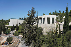 A view of the Yad Vashem Holocaust Museum in west Jerusalem. From a series of travel photos taken in Jerusalem and nearby areas. Photo date: Tuesday, July 31, 2018. Photo credit should read: Richard Gray/EMPICS