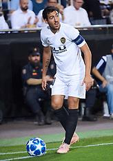 Juventus v Valencia - 19 Sept 2018