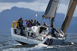 Peelport Clydeport, Largs Regatta Week 2014 Largs Sailing Club based at  Largs Yacht Haven with support from the Scottish Sailing Institute & Cumbrae.<br /> GBR1429, Warrior, A40, Ross Fularton