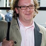 NLD/Hilversum/20120511 - IT deskundige Brenno de Winter