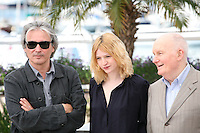 at the Renoir photocall at the 65th Cannes Film Festival France. Saturday 26th May 2012 in Cannes Film Festival, France.