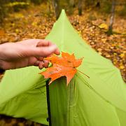 New Hampshire - White Mountains-Nemo tent