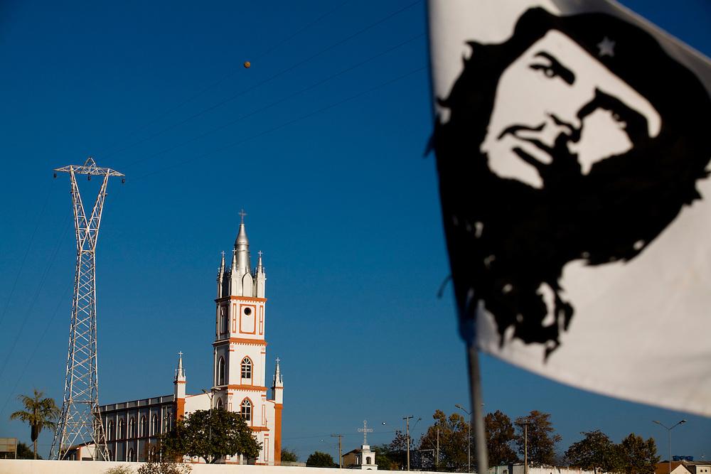 Sao Francisco_MG, Brasil...Matriz Sao Jose em Sao Francisco, Minas Gerais...The Sao Jose Mother church in Sao Francisco, Minas Gerais...Foto: LEO DRUMOND / NITRO.