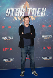 Jason Isaacs attends the Star Trek: Discovery special fan screening photocall at Millbank Tower on Sunday, 5th November..Picture dated: Sunday November 5, 2017. Photo credit should read: Isabel Infantes / EMPICS Entertainment.