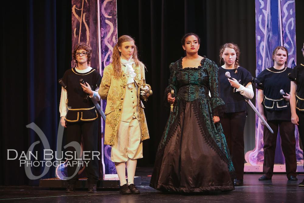 Cinderella September 2016 presented by Norwood Public Schools Department of Fine Arts