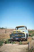 Old Truck on Bill Gates Ranch.