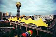 1982 World's fair in Knoxville, Tennessee.