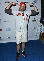 LOS ANGELES, CA, USA - AUGUST 23: 6th Annual PingPong4Purpose held at Dodger Stadium on August 23, 2018 in Los Angeles, California, United States. 23 Aug 2018 Pictured: Matt Iseman. Photo credit: Xavier Collin/Image Press Agency / MEGA TheMegaAgency.com +1 888 505 6342