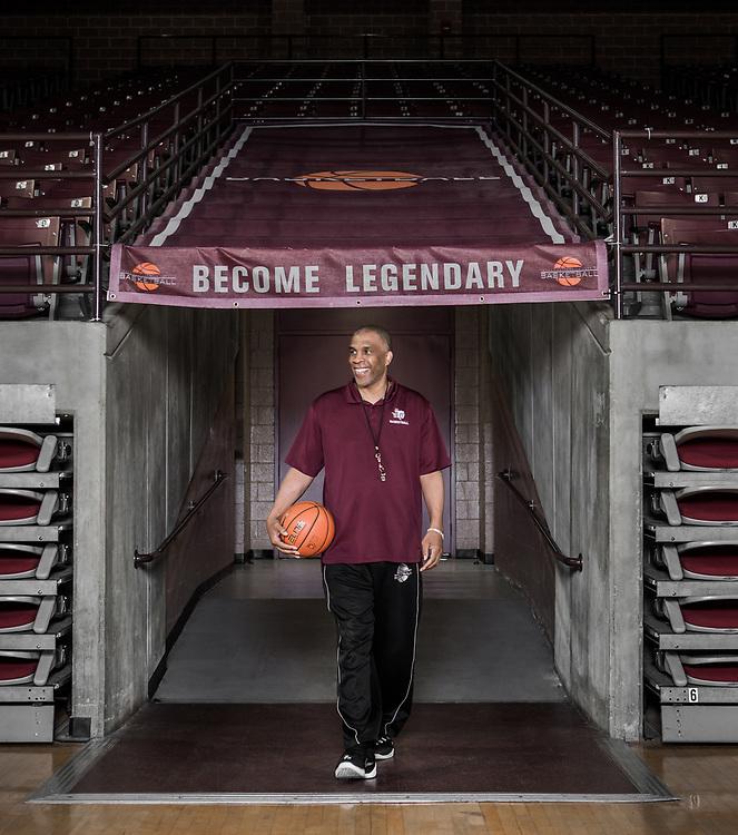 Mike Davis - Coach - Texas Southern University Basketball - Houston, Texas - 2016