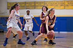 Rowan College at Gloucester County Women's Basketball vs Lehigh Carbon CC - 16 January 2016