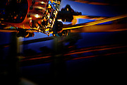 Mechanized thrill machines are what makes an amusement park out of a pastoral, relaxing picnic grove or retreat. Earliest rides include the carousel which was originally developed as a way of practicing and then showing-off expertise at tournament skills such as riding and spearing the ring. By the 19th century, carousels were common in parks around the world. Another such ride which shaped the future of the amusement park was the roller coaster. Beginning as a winter sport in 17th century Russia, these gravity driven railroads were the beginning of the search for even more thrilling amusement park rides. The Columbian Exposition of 1893 was a particular fertile testing ground for amusement rides. The Ferris wheel is the most recognized product of the fair.