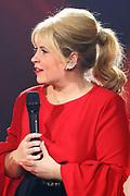 """Maite Kelly anlässlich der Musikshow """"HELLO AGAIN"""" 2019."""