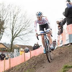 12-01-2020: Wielrennen: NK Veldrijden: Rucphen<br />Yara Kastelijn