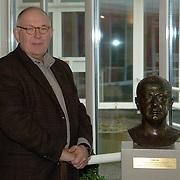 NLD/Huizen/20060119 - Wethouder Frans Kolk gemeenteraad gemeente Huizen