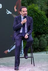 MATTEO MARANI  <br /> INAUGURAZIONE CALCIOMERCATO 2021 GRAND HOTEL RIMINI