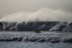 South Africa - Durban - 06 July 2020 - Durban got up to a rather rough seas, with a high tide at Blue Lagoon on Monday morning<br /> Picture; Doctor Ngcobo/African News aAgency(ANA)