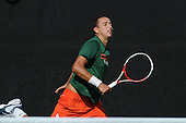 1/12/14 Men's Tennis vs Florida Atlantic