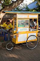 Indonesian Bakso Noodle Cart