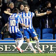 Brighton and Hove Albion v Bristol City 271112