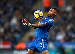 Leicester City's Danny Simpson