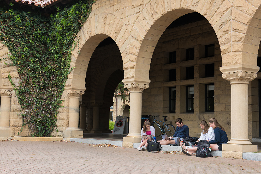 Stanford, Ca - Thursday, May 30, 2017: General Campus