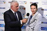 DESCRIZIONE : Caorle Amichevole Pre Eurobasket 2015 Nazionale Italiana Femminile Senior Italia Australia Italy Australia<br /> GIOCATORE : Giancarlo Migliola Giorgia Sottana<br /> CATEGORIA : postgame curiosita<br /> SQUADRA : Italia Italy<br /> EVENTO : Amichevole Pre Eurobasket 2015 Nazionale Italiana Femminile Senior<br /> GARA : Italia Australia Italy Australia<br /> DATA : 30/05/2015<br /> SPORT : Pallacanestro<br /> AUTORE : Agenzia Ciamillo-Castoria/GiulioCiamillo<br /> Galleria : Nazionale Italiana Femminile Senior<br /> Fotonotizia : Caorle Amichevole Pre Eurobasket 2015 Nazionale Italiana Femminile Senior Italia Australia Italy Australia<br /> Predefinita :