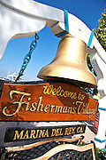 Fisherman's Village at Marina Del Rey California
