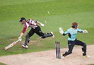 Surrey v Somerset County Cricket Club 170715