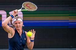 13-06-2019 NED: Libema Open, Rosmalen Grass Court Tennis Championships / Kiki Bertens (photo) vs. Arantxa Rus in second round.