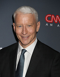 December 9, 2018 - New York City, New York, U.S. - CNN anchor ANDERSON COOPER attends the 12th Annual CNN Heroes: An All-Star Tribute held at the American Museum of National History. (Credit Image: © Nancy Kaszerman/ZUMA Wire)