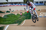 #149 (BUTTI Cedric) SUI at Round 1 of the 2020 UCI BMX Supercross World Cup in Shepparton, Australia