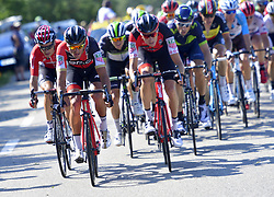 July 18, 2017 - Romans-Sur-Isere, France - ROMANS-SUR-ISERE, FRANCE - JULY 18 : VAN AVERMAET Greg of BMC Racing Team during stage 16 of the 104th edition of the 2017 Tour de France cycling race, a stage of 165 kms between Le Puy-en-Velay and Romans-Sur-Isere on July 18, 2017 in Romans-Sur-Isere, France, 18/07/2017 (Credit Image: © Panoramic via ZUMA Press)