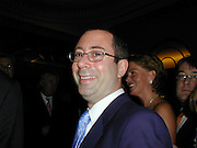 Ben Elton. The Beautiful Game charity gala preview. Cambridge Theatre and after at Tramps. © Copyright Photograph by Dafydd Jones 66 Stockwell Park Rd. London SW9 0DA Tel 020 7733 0108 www.dafjones.com
