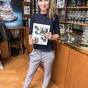 NLD/Amsterdam/20160606 - Boekpresentatie Foodtalk van Kim Feenstra, Aukje van Ginneken