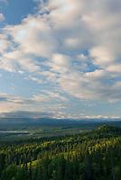 Kesugi Ridge, Denali State Park Alaska