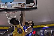 Craig Callahan<br /> Fiat Torino - Mia Cantu<br /> Lega Basket Serie A 2016/2017<br /> Torino 26/03/2017<br /> Foto Ciamillo-Castoria