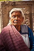 Woman, Atononilco, Guanajuato, mexico