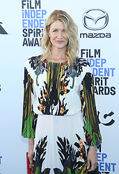 February 8, 2020, Los Angeles, California, United States: 2020 Film Independent Spirit Awards held at Santa Monica Pier..Featuring: Laura Dern.Where: Los Angeles, California, United States.When: 08 Feb 2020.Credit: Faye's VisionCover Images (Credit Image: © Cover Images via ZUMA Press)
