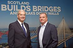 Scottish Enterprise briefing, Glasgow, 18 September 2019