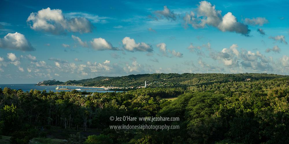 Baa, Pulau Rote, Nusa Tenggara Timur, Indonesia.