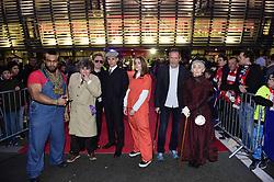 March 15, 2019 - Lille, France, FRANCE - Arrivee au Stade des joueurs Lillois.sosies (Credit Image: © Panoramic via ZUMA Press)