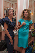 CHRISTOBEL KENT; BELINDA BAMBER, The Oldie - 20th anniversary party. Simpson's-in-the-Strand, 100 Strand, London, WC2. 19 July 2012