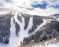 Deer Valley's Bald Mountain.